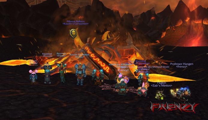 Alysrazor kill by Frenzy on Doomhammer-EU