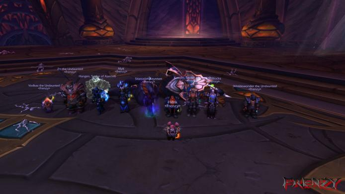 Amber-Shaper Un'sok kill by Frenzy on Doomhammer-EU