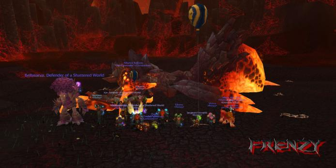 Beth'tilac kill by Frenzy on Doomhammer-EU