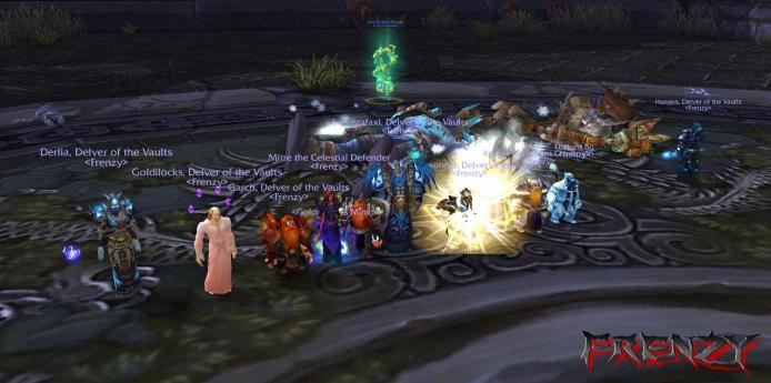 Council of Elders kill by Frenzy on Doomhammer-EU