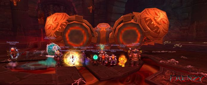 Dark Animus kill by Frenzy on Doomhammer-EU