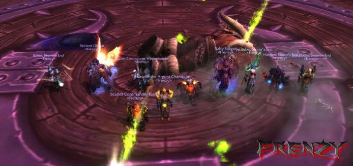 Garrosh Hellscream kill by Frenzy on Doomhammer-EU