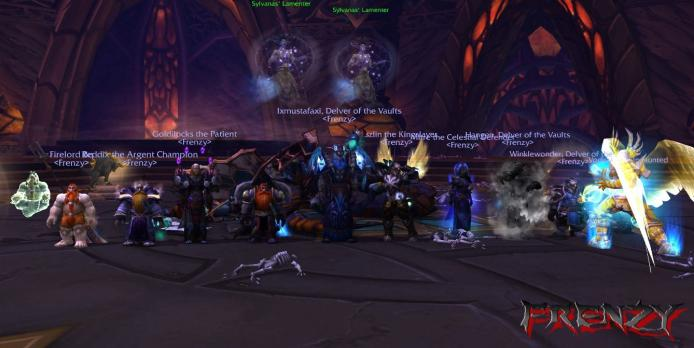 Heroic Amber Shaper Un'sok kill by Frenzy on Doomhammer-EU
