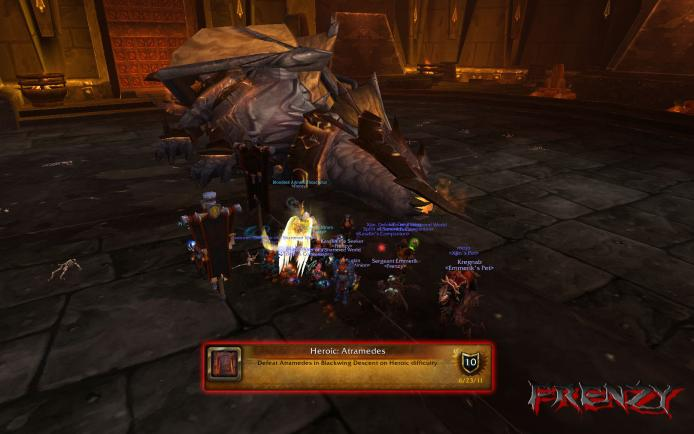 Heroic Atramedes kill by Frenzy on Doomhammer-EU