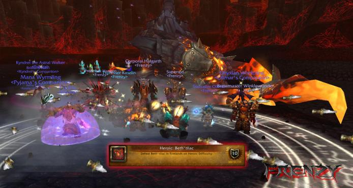 Heroic Beth'tilac kill by Frenzy on Doomhammer-EU