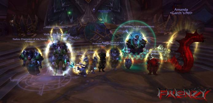 Heroic Blade Lord Ta'yak kill by Frenzy on Doomhammer-EU
