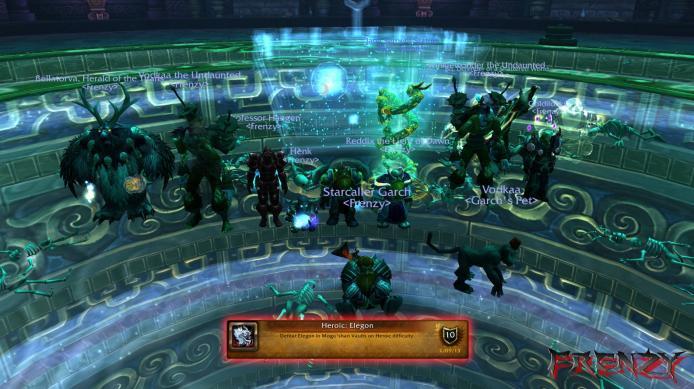 Heroic Elegon kill by Frenzy on Doomhammer-EU