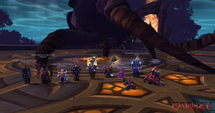 Heroic Garalon kill by Frenzy on Doomhammer-EU