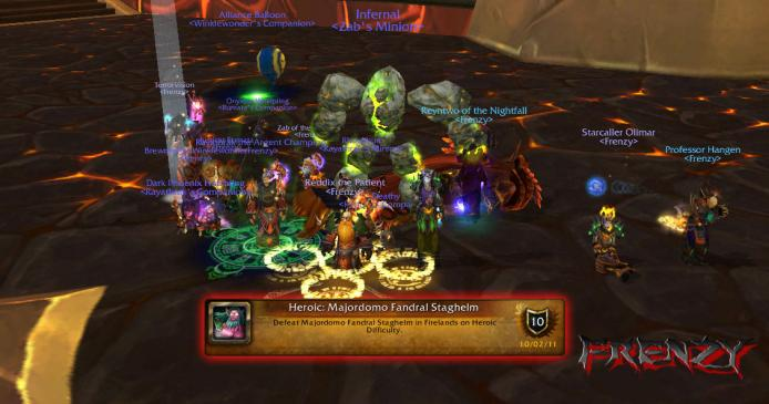 Heroic Majordomo Fandral Staghelm kill by Frenzy on Doomhammer-EU
