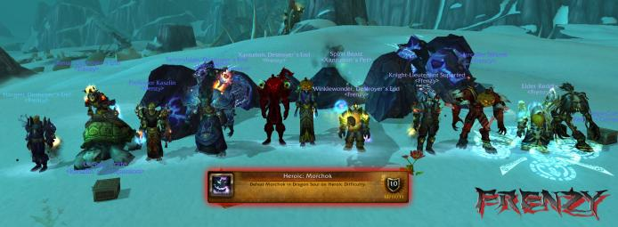 Heroic Morchok kill by Frenzy on Doomhammer-EU