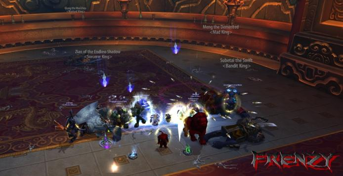 Heroic Spirit Kings kill by Frenzy on Doomhammer-EU