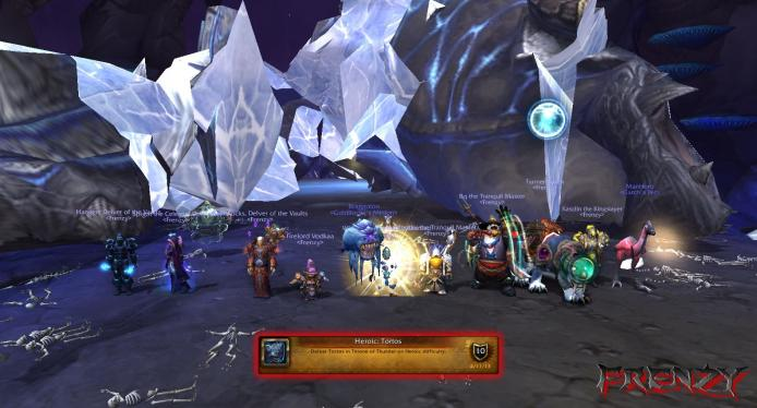 Heroic Tortos kill by Frenzy on Doomhammer-EU