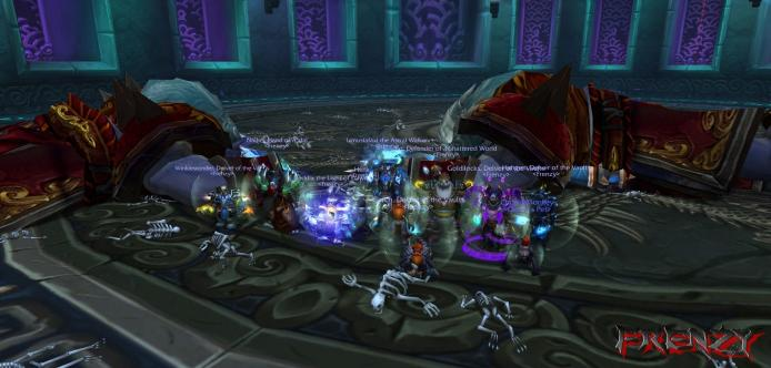 Heroic Will of the Emperor kill by Frenzy on Doomhammer-EU