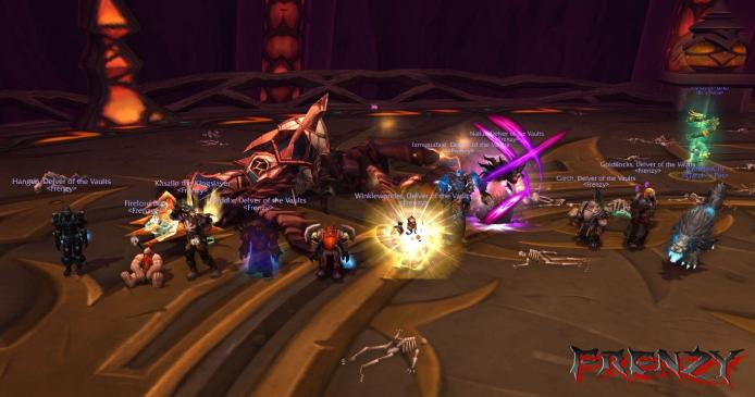 Heroic Mel'jarak kill by Frenzy on Doomhammer-EU