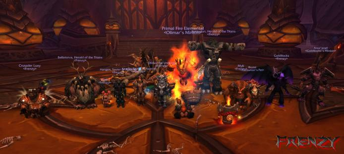 Imperial Vizier Zor'lok kill by Frenzy on Doomhammer-EU