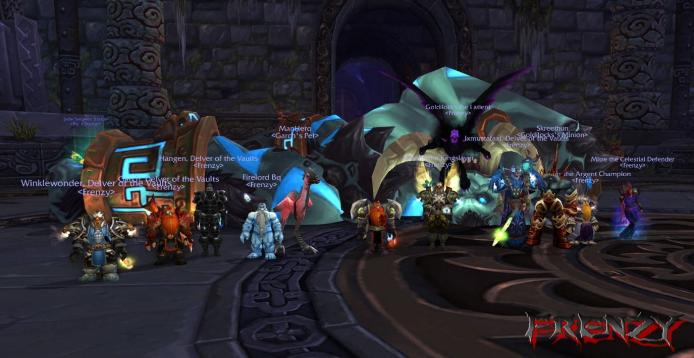 Jin'rohk the Breaker kill by Frenzy on Doomhammer-EU