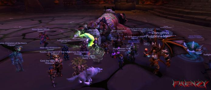 Heroic Ko'raghkill by Frenzy on Doomhammer-EU