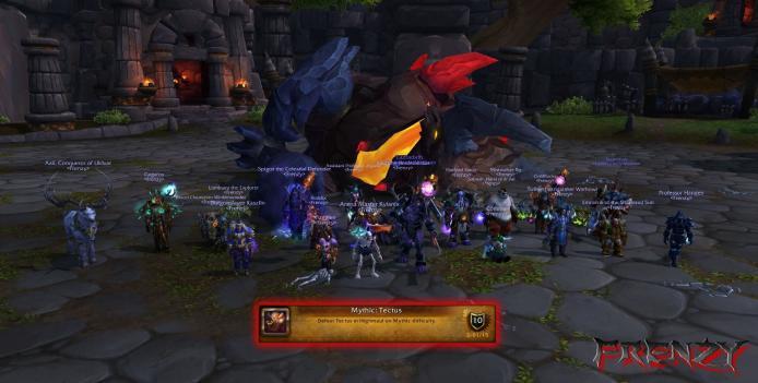 Mythic Tectus kill by Frenzy on Doomhammer-EU