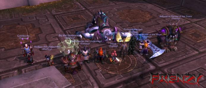 Protectors of the Endless kill by Frenzy on Doomhammer-EU