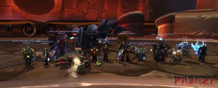 Siegecrafter Blackfuse kill by Frenzy on Doomhammer-EU