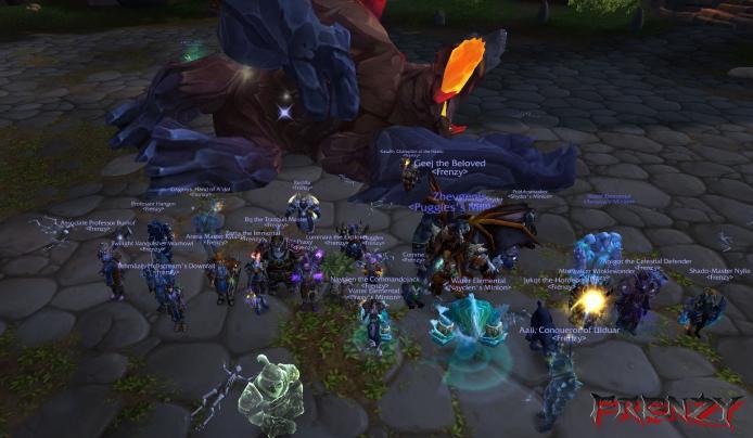 Heroic Tectus kill by Frenzy on Doomhammer-EU