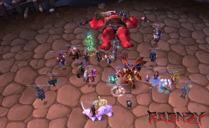 Heroic The Butcher kill by Frenzy on Doomhammer-EU