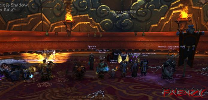 The Spirit Kings kill by Frenzy on Doomhammer-EU