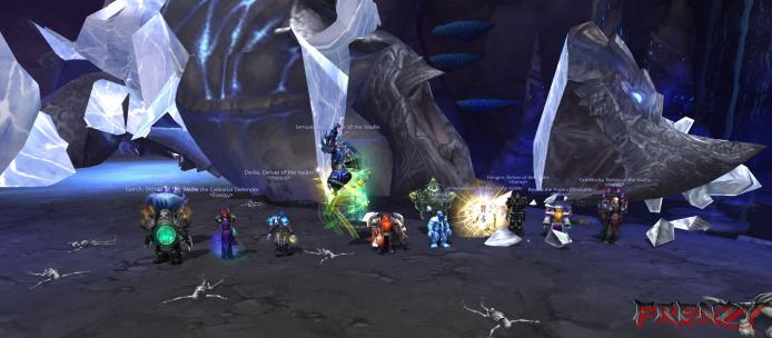 Tortos kill by Frenzy on Doomhammer-EU