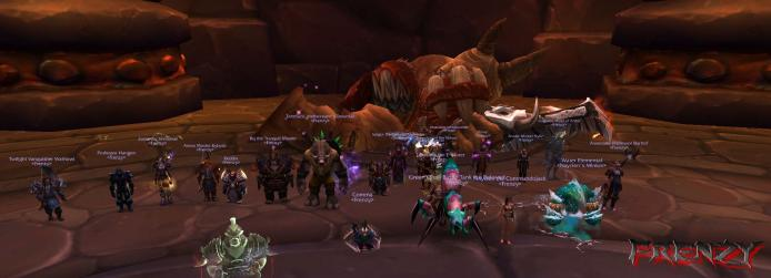 Heroic Twin Ogron kill by Frenzy on Doomhammer-EU