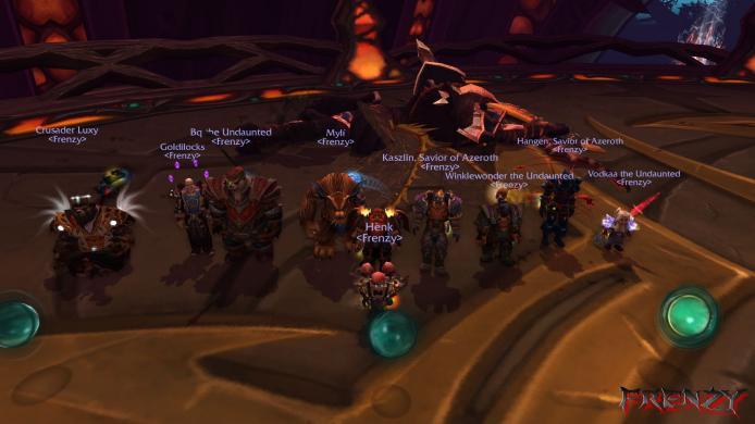 Wind Lord Mel'jarak kill by Frenzy on Doomhammer-EU